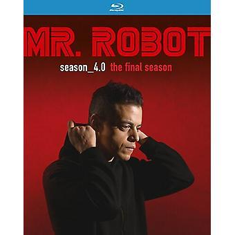 Mr Robot: Season 4 [Blu-ray] USA import