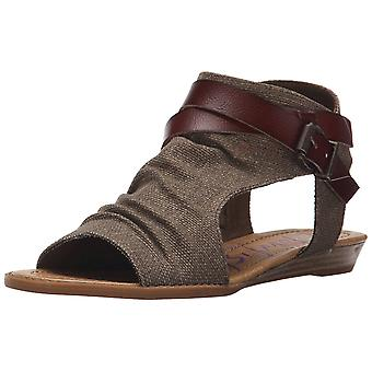 Blowfish Womens Bella Open Toe Casual Ankle Strap Sandals