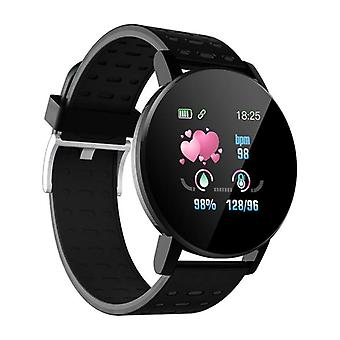 Blood Pressure Sport, Heart Rate Fiteness Tracker Bracelet Pour Android Ios