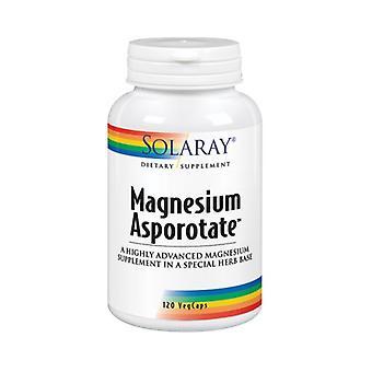 Solaray Magnesium Asporotate, 120 Korkkia