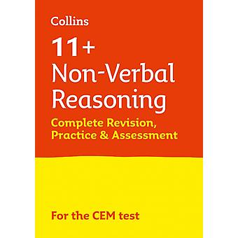 11 NonVerbal Reasoning Complete Revision Practice amp Assessment for CEM by Collins 11