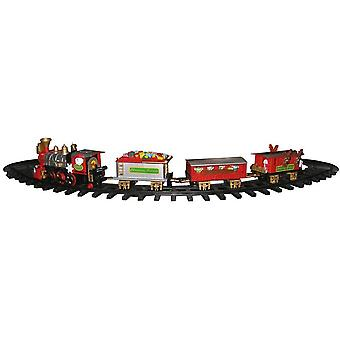 Decorative Train for Christmas Tree