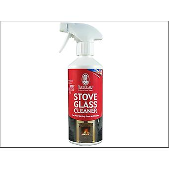 Tableau Stove Glass Cleaner 500ml TSGC