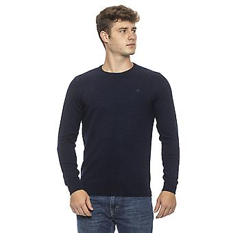 Conte of Florence Prussianblue Sweater
