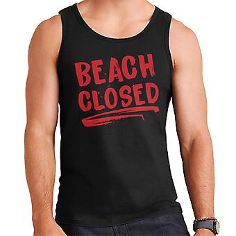 Jaws Beach Closed Men's Vest