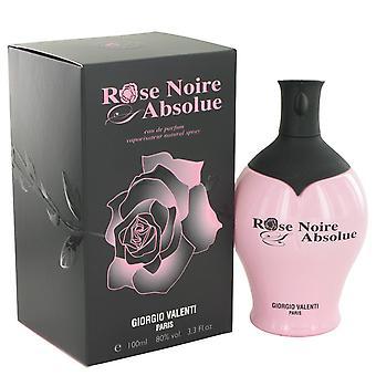 Rose Noire Absolue Perfume by Giorgio Valenti EDP 100ml