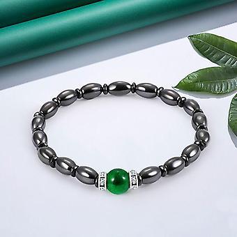 Healing Balance Supernatural Lava Reiki Stones Beads Bracelet Women-men Jewelry