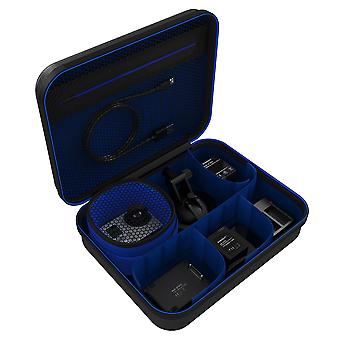 Sabrent universal travel case for gopro or small electronics and accessories [medium] (gp-csbg) medi