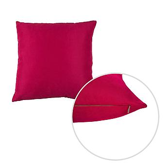Honey Pink Square - Pillow Cover (set Of 4)