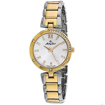 Mathey Tissot Mujer's Classic Silver Dial Watch - D2583BI