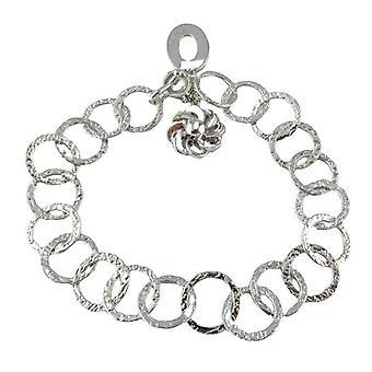 VJ Seit 1890 echt Silber 925 Armband 18cm CCWOMB64