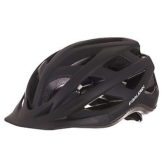 Raleigh Quest Cycling Helmet Black Matte