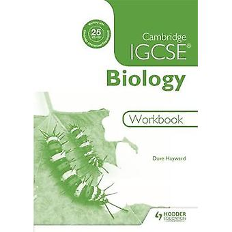 Cambridge IGCSE biologie werkmap 2e editie