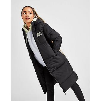 New Supply & Demand Women's Maddox Longline Padded Jacket from JD Outlet Black