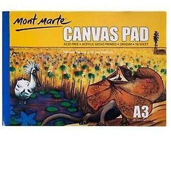 Professional Blank Canvas -acrylic Oil Painting Pad