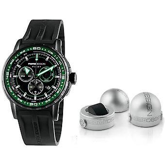 Momo design watch pilot pro chrono quarzo md2164bk-31