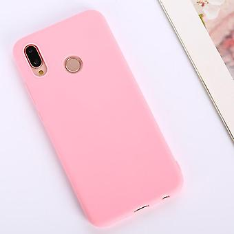 Candy Color Soft Case Cover para Samsung Galaxy