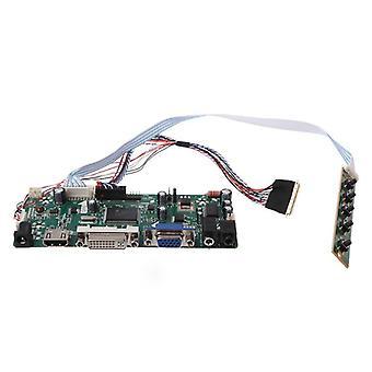 Controller Board Lcd/hdmi/dvi/vga Audio Pc Module Driver Kit