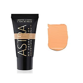 Astra My Foundation Natural Effect 30ml - 07 Soft