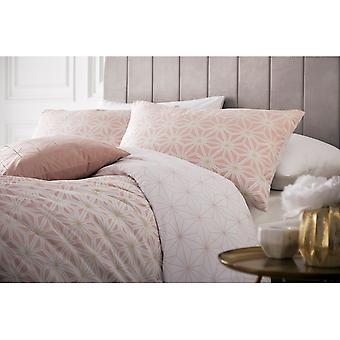 Furn Tessellate Duvet Cover and Pillowcase Set