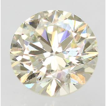 Gecertificeerd 0.30 Karaat I VVS1 Ronde Brilliant Enhanced Natural Loose Diamond 4.13m