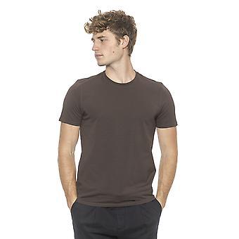T-Shirt Braun Alpha Studio Herren