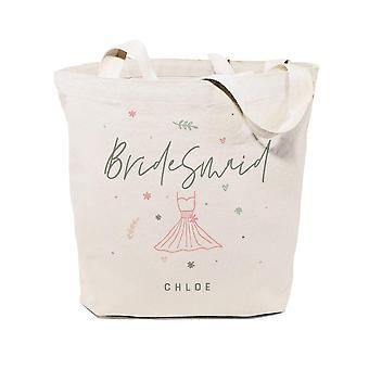 Baumwoll-Canvas-Einkaufstasche