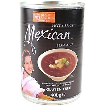 Really Interesting Food Mexican Bean Soup 400g x6