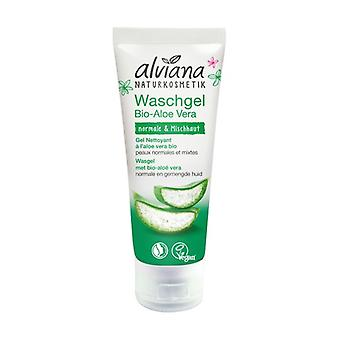 Alvian 2in1 Aloe Vera Washing Gel 125 ml