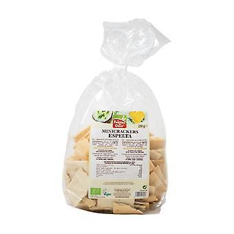 100% Spelt Mini Crackers 250 g