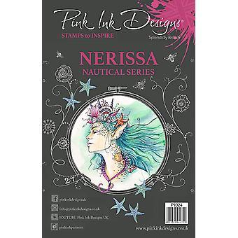 Pink Ink Designs Clear Stamp Nerissa A5
