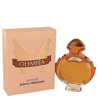 Olympea Intense Eau De Parfum Spray By Paco Rabanne 1.7 oz Eau De Parfum Spray