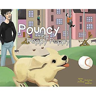 Pouncy the Peppy Puppy by Jon Young - 9781732882201 Book