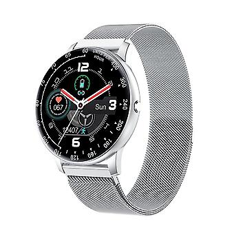 1.3'' Touch-screen health tracking smart watch