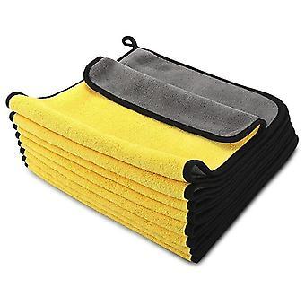 Extra soft car wash microfiber towel