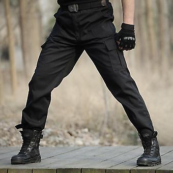 軍服戦術パンツ男性は制服の軍用軍事服と戦う