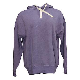 Buffalo By David Bitton Sweatshirt Women's Soft Pullover Hoodie Purple