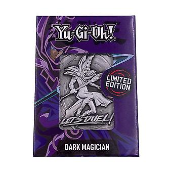 Yu-Gi-Oh! Metal Card The Dark Magician Limited Edition Collectable