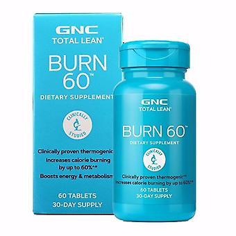 60 Tehokas thermogeeninen kaava lisää kalorien polttamista 60% lisää energiaa