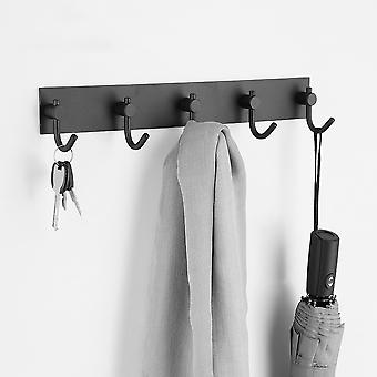 Thickened Bathroom Storage Rack Punch-free Wall Hooks