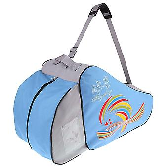 Waterproof Roller Skating Storage Bag, Boots, Shoes, Skates Protective Gears,