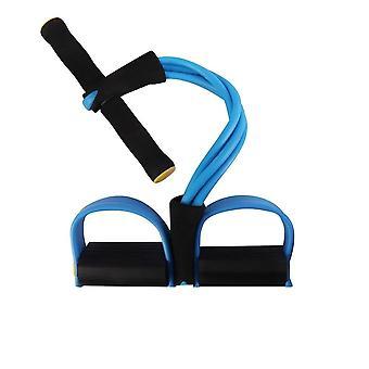 Multifunctionele spanning touw, fitness weerstand banden, latex pedaal, sit-up,