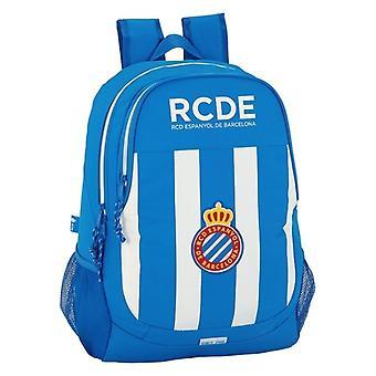 School Bag RCD Espanyol Blue White
