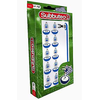 Subbuteo Blue/White Team Box Set