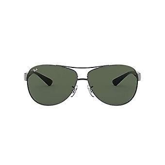 Ray-Ban MOD. 3386 Rahmen, Grau (Gunmetal/Green), 67 Herren