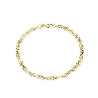 kärlek Armband Kvinna Guld 375