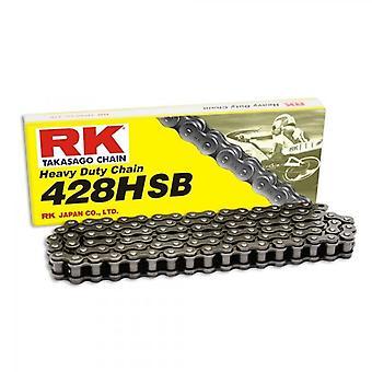 RK CHAIN 428HSB-118 per Kawasaki KE 175 B 1976-1978 Yamaha DT MX 1979 1981