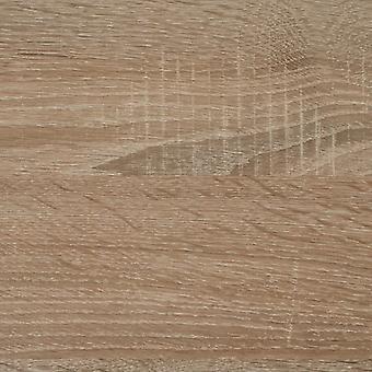 Suu- ja sorkkataudin seinähylly Suorakaiteen muotoinen, 8 osastoa tammi ruskea