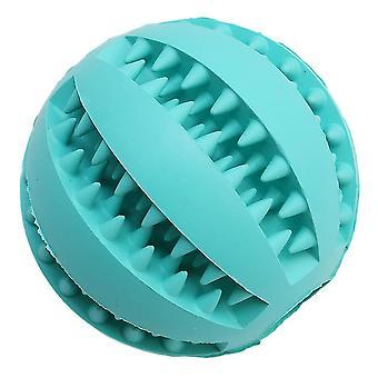 جديد 4pcs علاج الكرة لعبة التفاعلية موزع الغذاء المطاط لES4932 الكلب