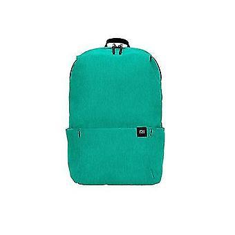 グリーンオリジナル10lバックパックバッグ女性スポーツバッグレベル4撥水旅行キャンプバックバッグミニスクールバッグdt378